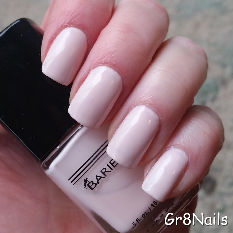 Barielle First Love Swatch by Gr8Nails