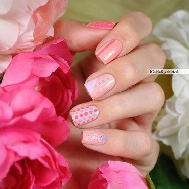 #98 nail art by Juli