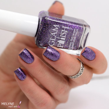 Glam Polish EM. Swatch by melyne nailart