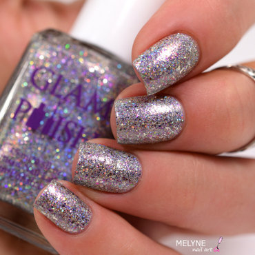 Glam Polish OH. Swatch by melyne nailart