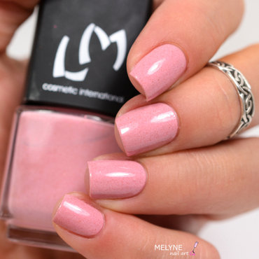 LM Cosmetic Cinderalla Swatch by melyne nailart