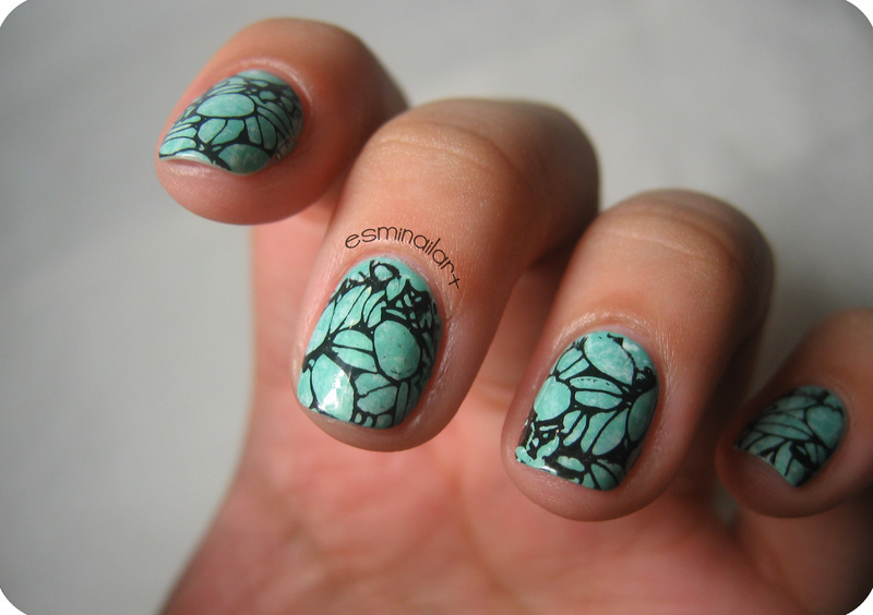 #2 nail art by Mi nail  art