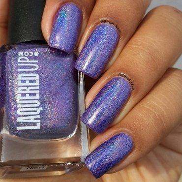 laqueredup prism Swatch by Gifted_nails