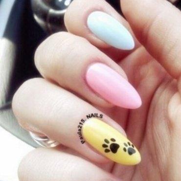 Pastelove. nail art by Paula215. NAILS