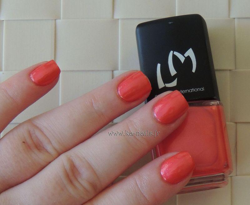 LM Cosmetic 258 Fonte Nova Swatch by Ka'Nails