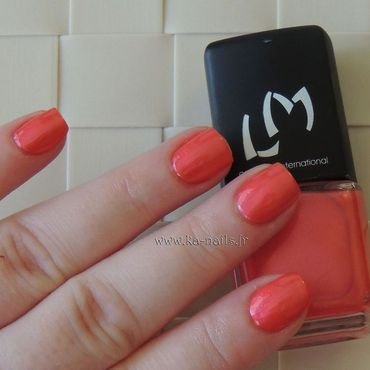 LM Cosmetic 258 Fonte Nova Swatch by Ka'Nails