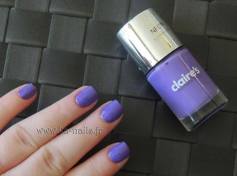 Claire's 30475 Electric Swatch by Ka'Nails