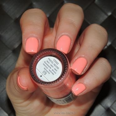 Claire's 12553 Pastel Néons Swatch by Ka'Nails