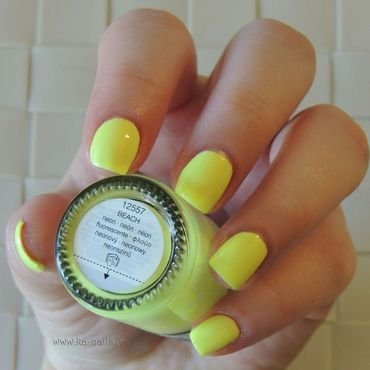 Claire's 12557 Beach Swatch by Ka'Nails
