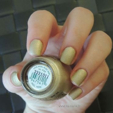 O.P.I. NL G28 Love.Angel.Music.Baby Swatch by Ka'Nails