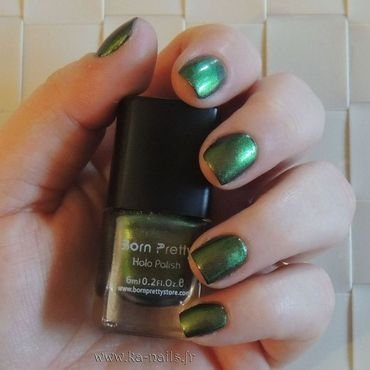 bornprettystore 215 Chameleon Swatch by Ka'Nails