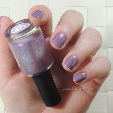 ILNP Dreaming in Violet Swatch by Ka'Nails