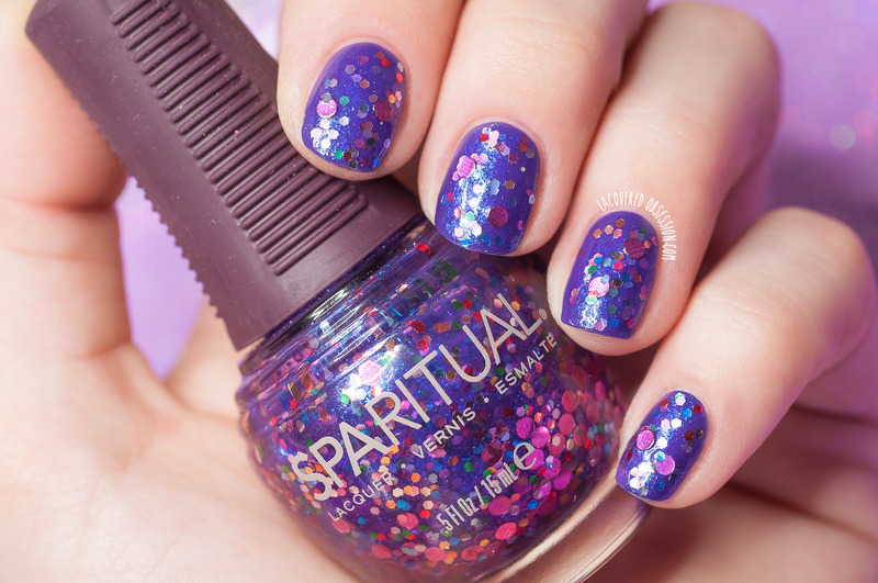 SpaRitual Dreamer Swatch by Lacquered Obsession
