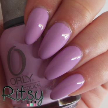 Orly lollipop Swatch by Ritsy NL