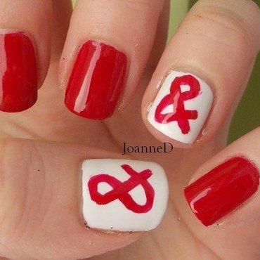 Role model nail art by JoanneD