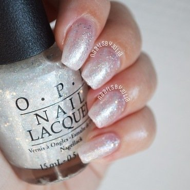 OPI Make light of the situation Make Light Of The Situation Swatch by Julia