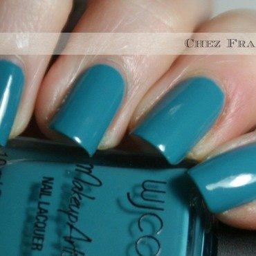 wjcon Make Up Artist 05 Acquario Swatch by Francine