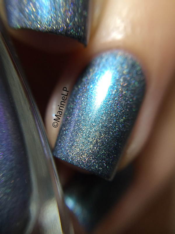 A England Captive Goddess Swatch by Marine Loves Polish