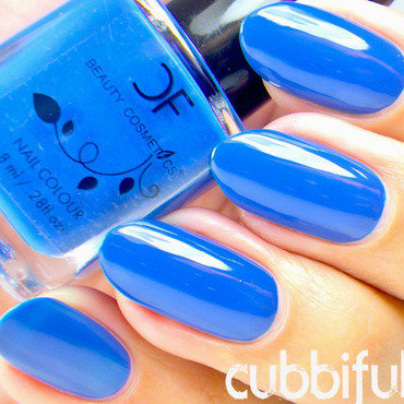 CF Cosmetics By the Sea Swatch by Cubbiful