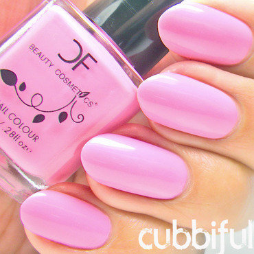 CF Cosmetics Sweet Dreams Swatch by Cubbiful