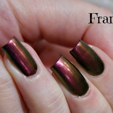 ILNP Masquerade Swatch by Francine