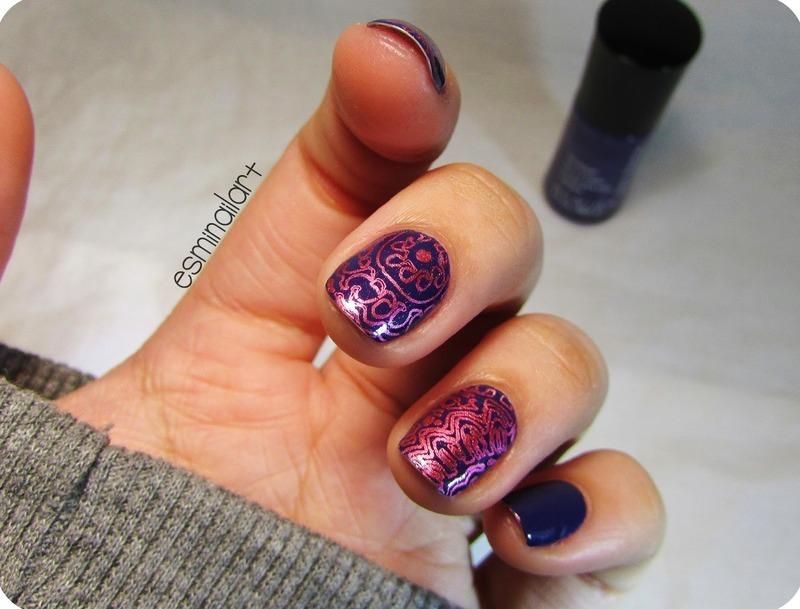 #5 nail art by Mi nail  art