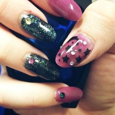 Zedis Lapedis nail art by Ashley