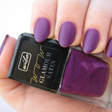 Wibo WOW Glamour Satin 3 Swatch by Nail Crazinesss