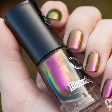 Dance Legend roz Swatch by Lacquered Obsession