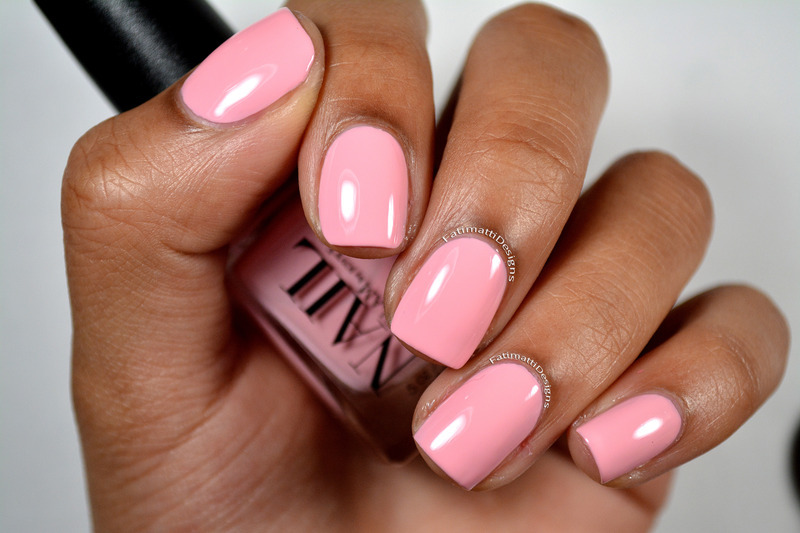 Nail Glam by Jovee Co Blinks N' Winks Swatch by Fatimah