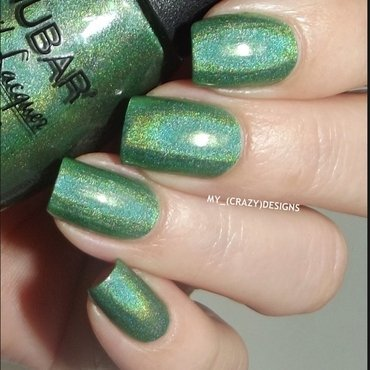 Nubar Reclaim Swatch by Mycrazydesigns