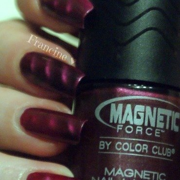 Magnetic Force by Color Club Hipnotic Swatch by Francine