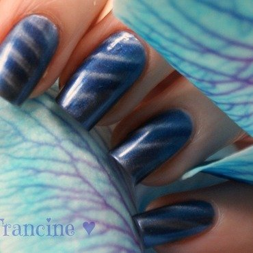 Debby Magnetic 07 Moon Swatch by Francine