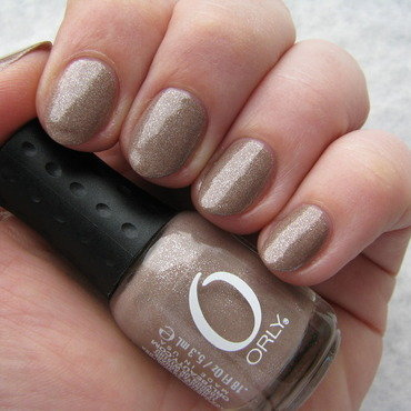Orly Nite Owl Swatch by Nail Crazinesss