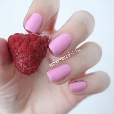 Butter London Fruit Machine Swatch by katharinapeskelidou