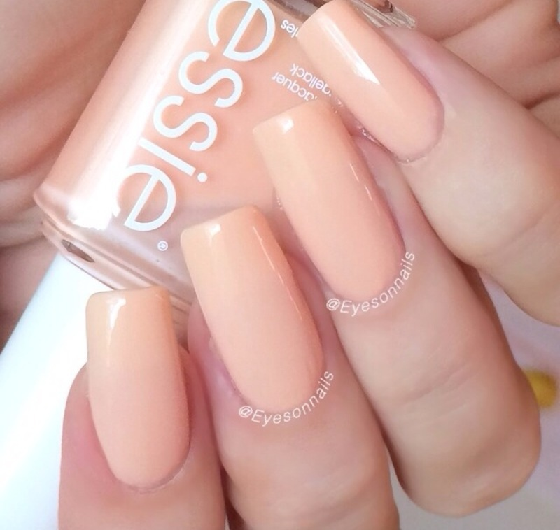 Essie Back in the Limo Swatch by Virginia