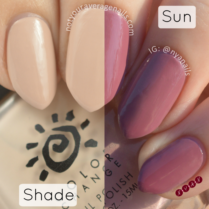 Del Sol You Make Me Blush Swatch by Becca (nyanails)