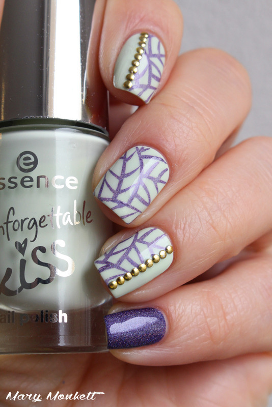 Out Of This World nail art by Mary Monkett - Nailpolis: Museum of ...