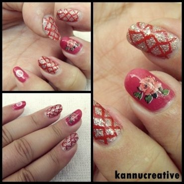Indian 20bridal 20nail 20art thumb370f