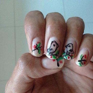 Happy mother's day  nail art by nail nakshi
