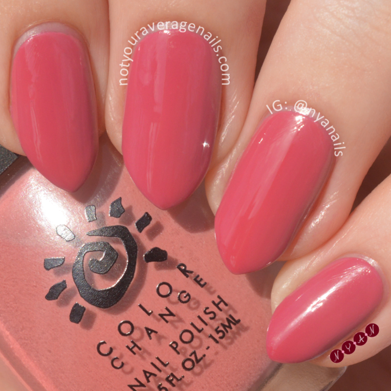 Del Sol Moss Me Much? Swatch by Becca (nyanails)