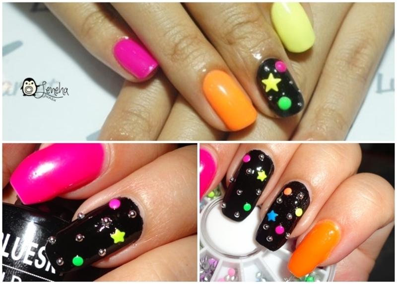 Summer Nails nail art by Leneha Junsu