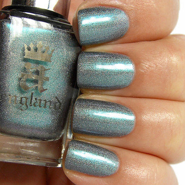 A England Captive Goddess Swatch by nihrida