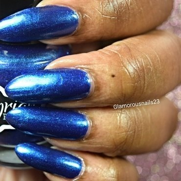 Illyrian Polish Raindrops Swatch by glamorousnails23