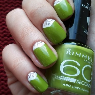 145 20green 20nails 20half 20moon 20nail 20art crop thumb370f