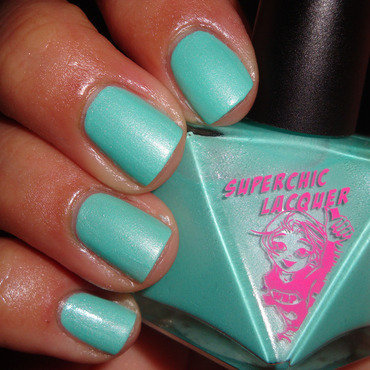 SuperChic Lacquer Pleasant Surprise Swatch by Jessica