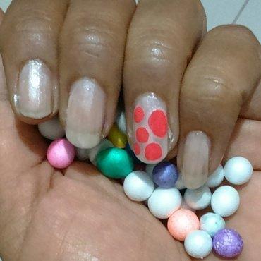 blobbycure  nail art by nail nakshi