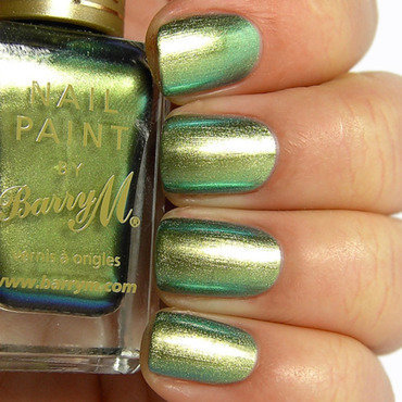 Barry M Aquarium Arabian Swatch by nihrida