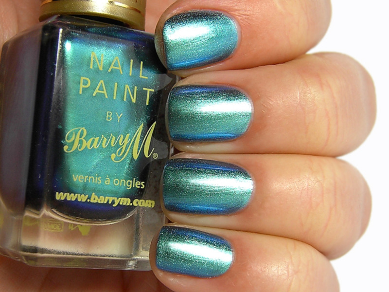 Barry M Aquarium Pacific Swatch by nihrida