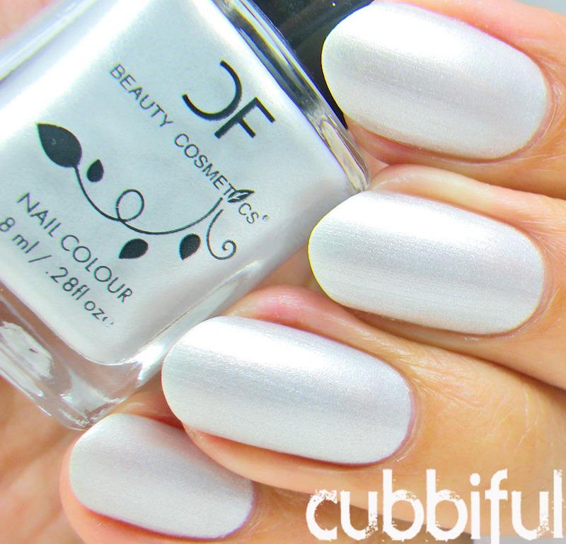 CF Cosmetics Nº9 Flashbulb Grey Swatch by Cubbiful